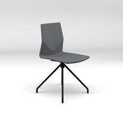 Four®Cast2 One upholstery | Sillas de visita | Four Design