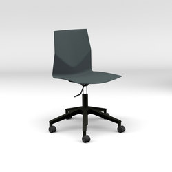 Four Cast® Wheeler | Office chairs | Four Design