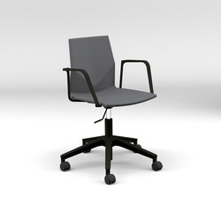 Four Cast® Wheeler upholstery | Office chairs | Four Design