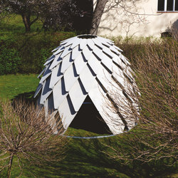 pinecone | Outdoor gazebo | Gazebi | mmcité