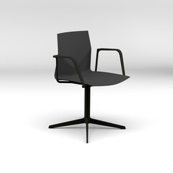 Four Cast® Evo armchair | Chaises | Four Design