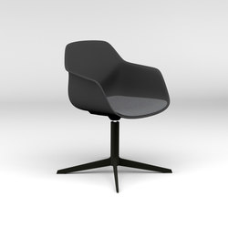Four®Me Lounge | Visitors chairs / Side chairs | Four Design