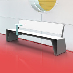 radium smart | Smart bench | Exterior benches | mmcité