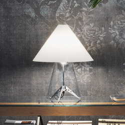 Metafora Table lamp | General lighting | FontanaArte
