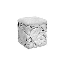 Design Trash cube | Taburetes de jardín | Swisspearl