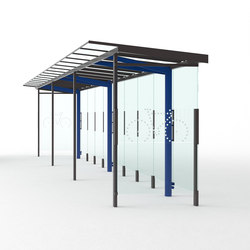 regio velo | Bicycle shelter | Bicycle shelters | mmcité