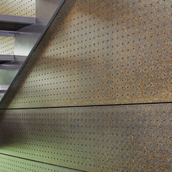 Cemspan Cemcolor | Wall panels | Swisspearl