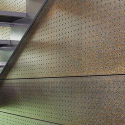 Cemspan Cemcolor | Panneaux muraux | Swisspearl