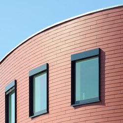 Clinar | Facade cladding | Swisspearl
