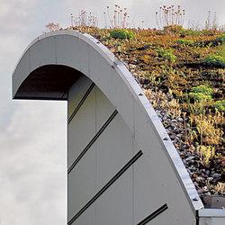 Green | Dachdeckungen | Swisspearl