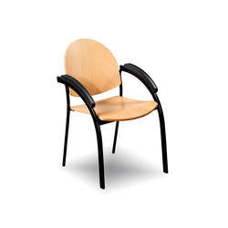 Beba 2016 | Visitors chairs / Side chairs | Caloi by Eredi Caloi