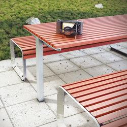 tably | Rectangular table | Exterior tables | mmcité