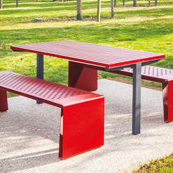 tably | Rectangular table | Exterior tables | mmcité