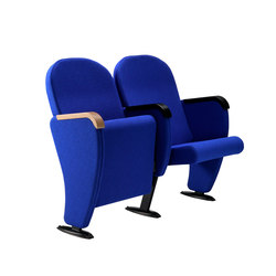 Giada | Auditorium seating | Caloi by Eredi Caloi