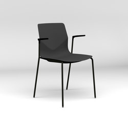 Four®Sure 44 armchair | Sedie visitatori | Four Design