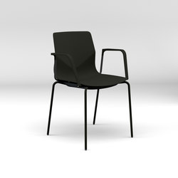 Four®Sure 44 armchair | Visitors chairs / Side chairs | Four Design