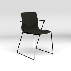 Four®Sure 88 armchair | Visitors chairs / Side chairs | Four Design