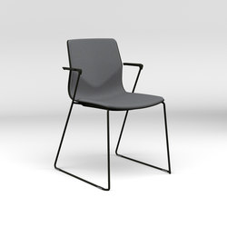 Four®Sure 88 upholstery | Visitors chairs / Side chairs | Four Design