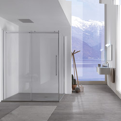 Air Left sliding door | Shower screens | Inda