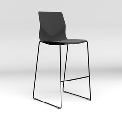 Four®Sure 105 upholstery | Tabourets de bar | Four Design