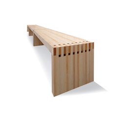 Panca Botta | Benches | Caloi by Eredi Caloi