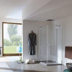 Azure Pivot door   Shower screens   Inda