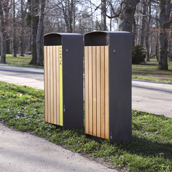 prax | Litter bin | Waste baskets | mmcité