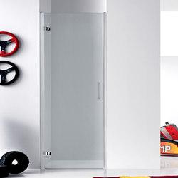 Tilux Pivot door for niche   Shower screens   Inda