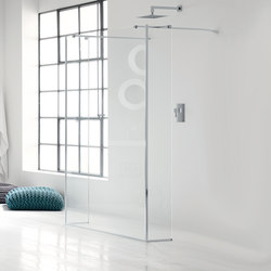 Walk In Wall B | Shower screens | Inda