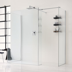 Walk In Wall D | Shower screens | Inda