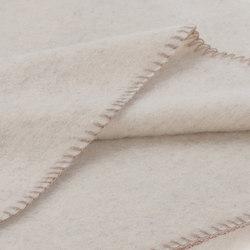 Alina Blanket winterwhite | Plaids / Blankets | Steiner