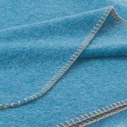 Alina Blanket ocean | Plaids / Blankets | Steiner