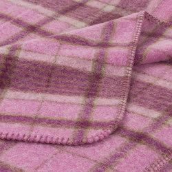 Andrea Blanket rose | Plaids / Blankets | Steiner