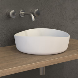 Solidharmony | Round | Wash basins | Ideavit