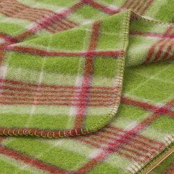 Andrea Blanket apple | Plaids / Blankets | Steiner