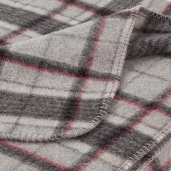 Andrea Blanket graphit | Plaids / Blankets | Steiner
