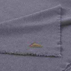 Fabia Blanket graphite | Mantas | Steiner1888