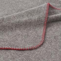 Mina Blanket strawberry | Plaids / Blankets | Steiner