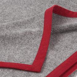 Mona Blanket strawberry | Plaids / Blankets | Steiner