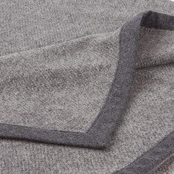 Mona Blanket graphite | Plaids / Blankets | Steiner