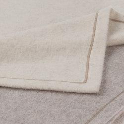 Paula Blanket sand | Plaids / Blankets | Steiner