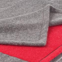 Paula Blanket azur | Plaids / Blankets | Steiner