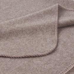 Sophia Blanket taupe | Plaids / Blankets | Steiner
