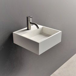 Solidcube | Wash basins | Ideavit