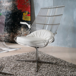 Spline | Lounge Chair | Garden armchairs | Schütz