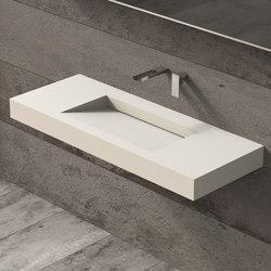 Solidsquare | 120 | Wash basins | Ideavit