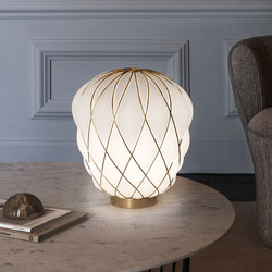 Pinecone Table lamp | Table lights | FontanaArte