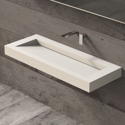 Solidsquare | B-10 | Wash basins | Ideavit
