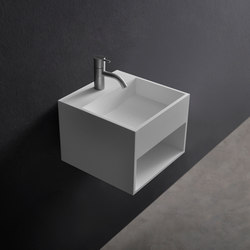 Solidcube | Vanity units | Ideavit