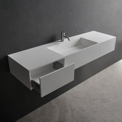 Solidpure | Vanity units | Ideavit